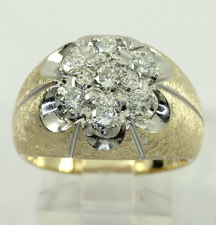 Diamond-cluster-Florentine-ring-adina-jewelers