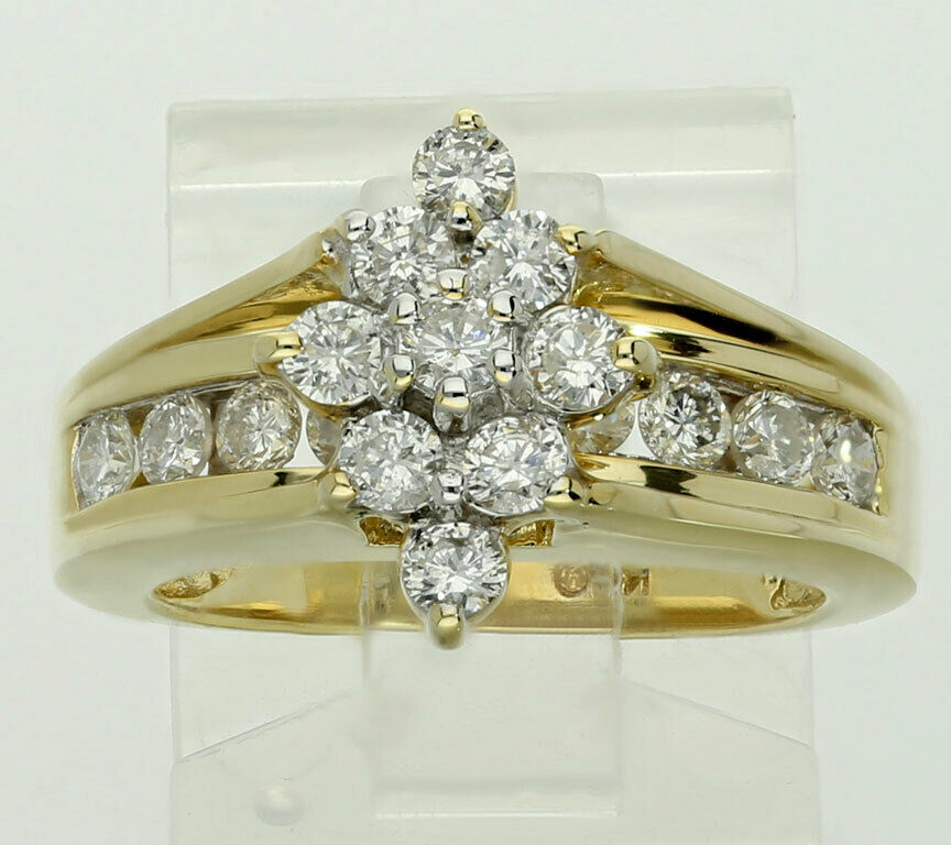 for-sale-diamond-cluster-engagement-ring-adina-jewelers