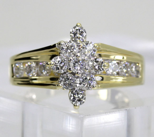 purchase-diamond-cluster-engagement-ring-adina-jewelers