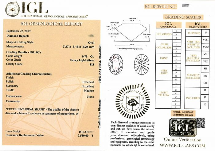 best-prices-brilliant-IGL-fancy-light-silver-oval-loose-diamond-adina-jewelers