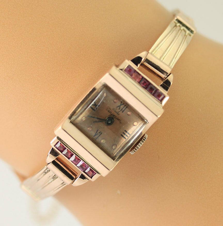discount-jewelry-jules-jurgensen-ruby-ladies-mechanical-watch-adina-jewelers