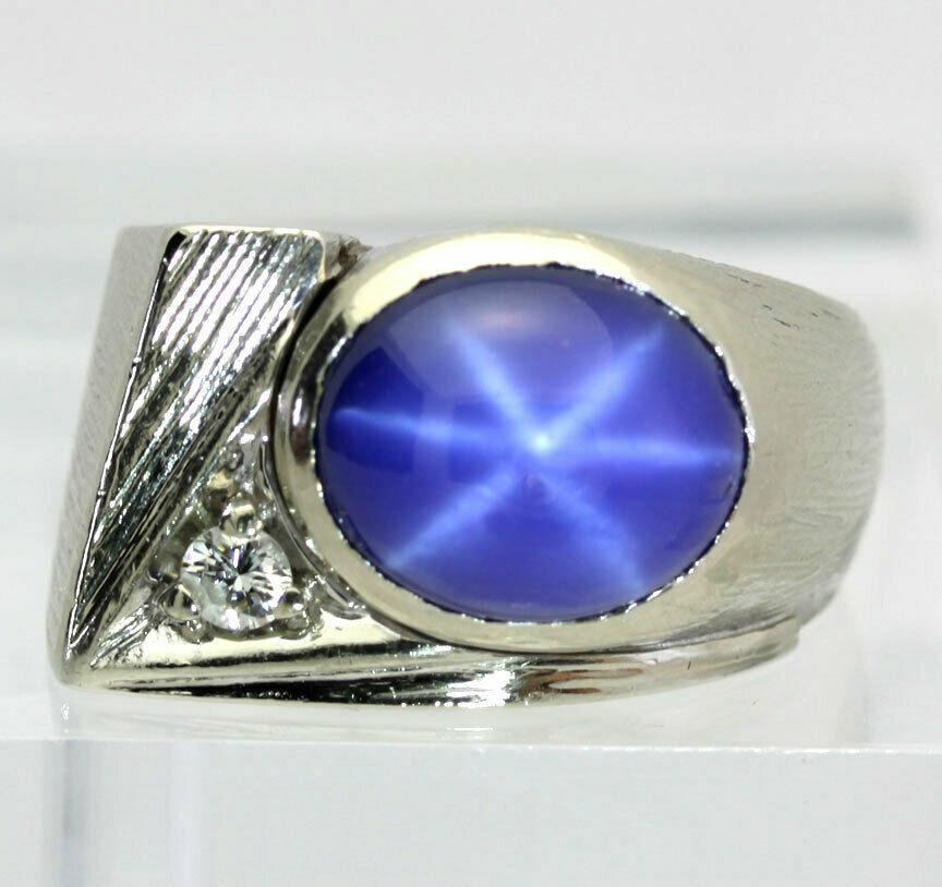 for-sale-mens-diamond-star-sapphire-ring-adina-jewelers