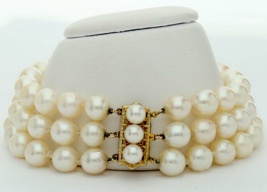 for-sale-pearl-triple-strand-bracelet-adina-jewelers